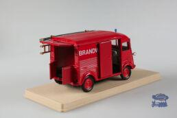 Citroën Type H, Pompiers 1/43