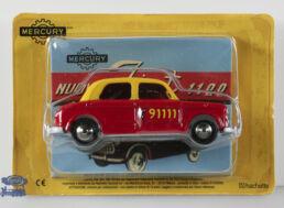 Fiat 1100, Taxi de Berne, réédition Mercury par Hachette 1/48