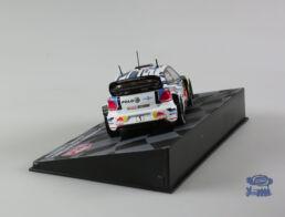 Volkswagen VW Polo R WRC, S. Ogier - J. Ingrassia, Rallye Monté-Carlo 2016 1/43