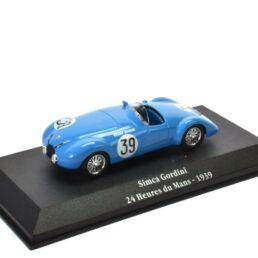Simca Gordini - 24H du Mans - 1939