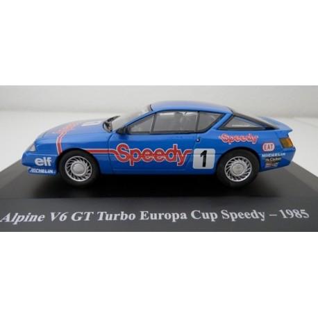 Alpine V6 GT Turbo Europa Cup Speedy 1985 1/43