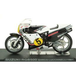 Suzuki RGB 500 Marco Lucchinelli 1981 1/24
