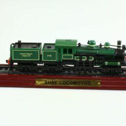 Shay Locomotive 'Static Model Train', 1/100