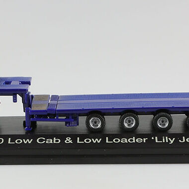 Scania R560 Low Cab & Low Loader ' Lily Jean' RV233 1/76