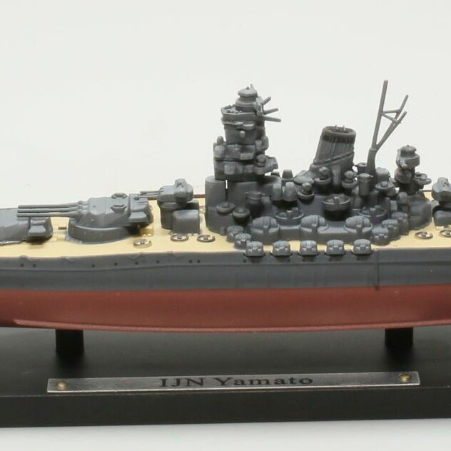 IJN Yamato 1/1250
