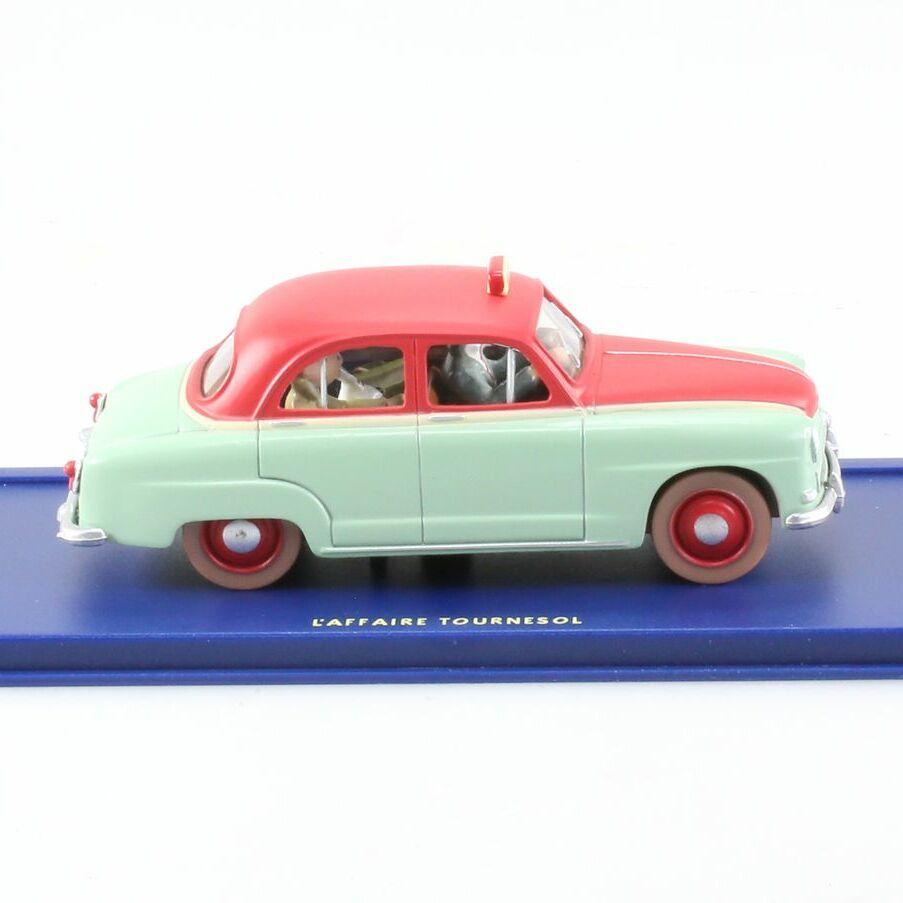Le Taxi Simca Aronde, L'Affaire Tournesol, 1954, 1/43