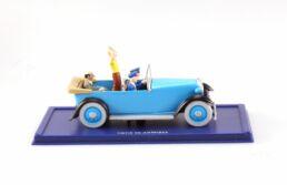 La voiture d'apparat, Tintin en Amérique, années 20, 1/43