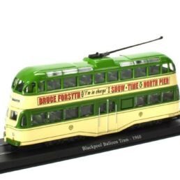 Blackpool Balloon Tram 1960 1/76