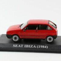 Seat Ibiza 1/43