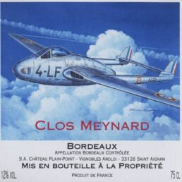 Avions double queue - Clos Meynard
