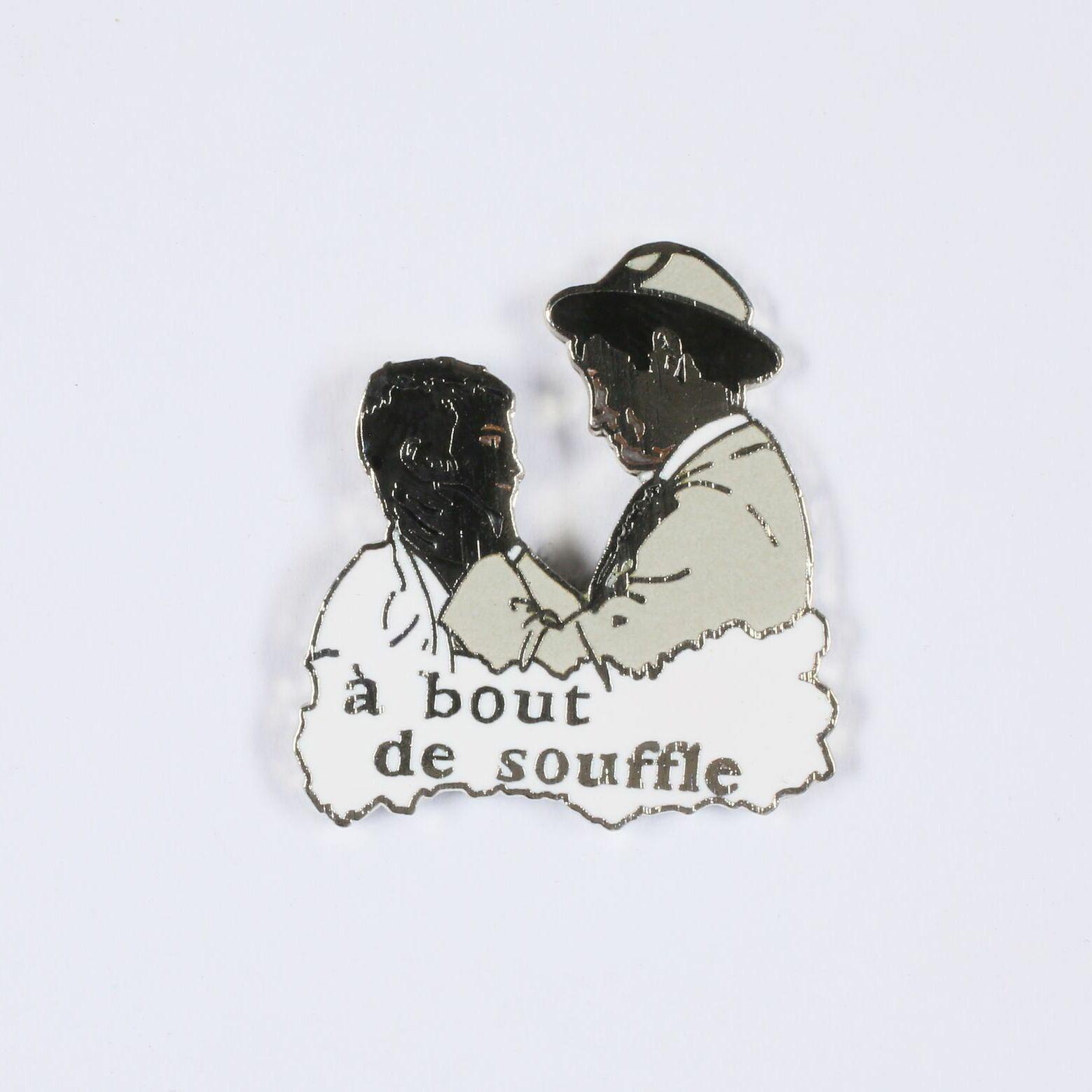 A bout de souffle, film de Jean-Luc Godard
