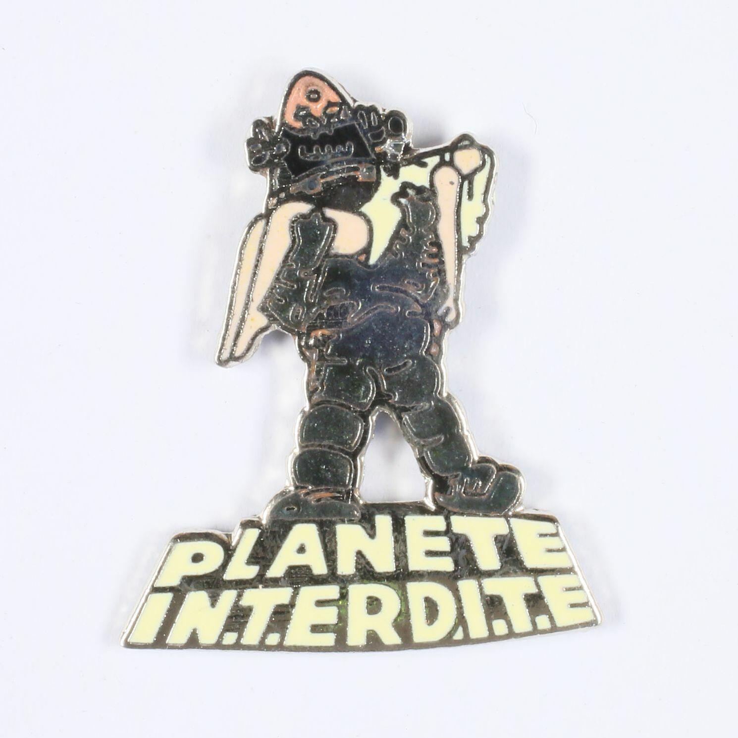 Planète Interdite