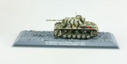char Pz.Kpfw.III Ausf. L (Sd.Kfz. 141/1) sch. Pz. Abt.502 Tortolowo (USSR) - 1942 1/72