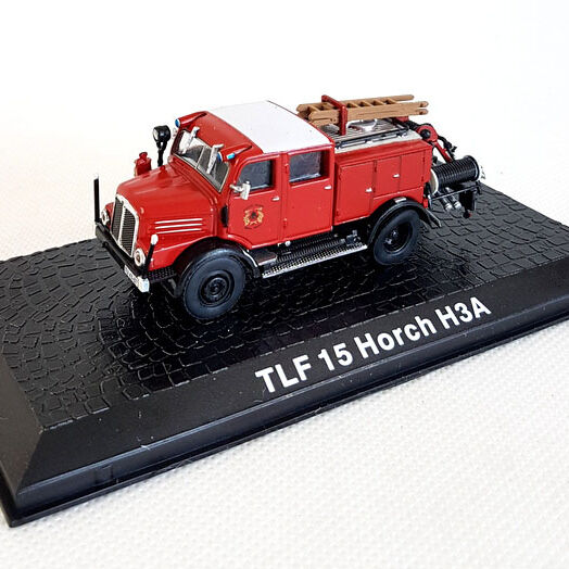 TLF 15 Horch H3A - 1/72