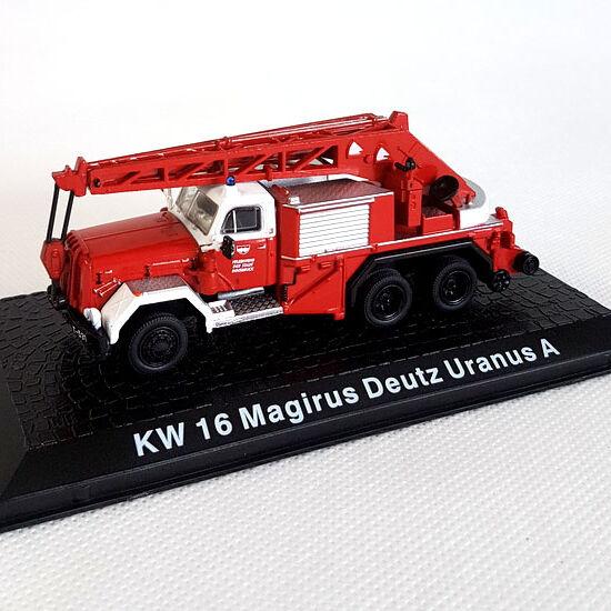 KW 16 Magirus Deutz Uranus A - 1/72