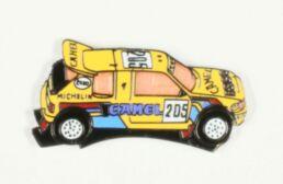 Voiture de rallye, Peugeot 205