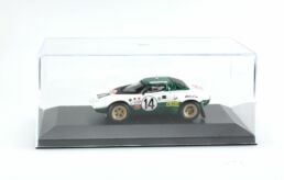 Miniature Lancia Stratos rallye Monte-Carlo 1975 1/43