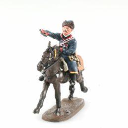 Cosaque ukrainien à cheval, 17ème siècle 1/32