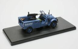 "Citroën 2CV - ""Jules"" à mitrailleuse - 1/43"