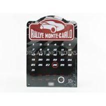 Rallye Monte-Carlo, Calendrier Perpétuel