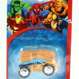 Les 4 fantastiques, voiture miniature La chose, Marvel collection
