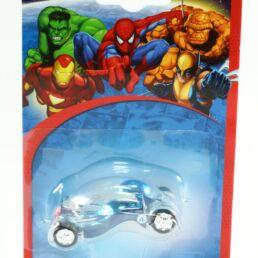 Les 4 fantastiques, voiture miniature La femme invisible, Marvel collection
