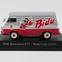 IAME Rastrojero - Bidu Cola (1974) 1/43