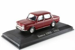 Simca 1000 1962 1/43