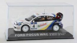 Ford Focus WRC, M. Martin - M. Park, Rallye Acropolis 2003 1/43