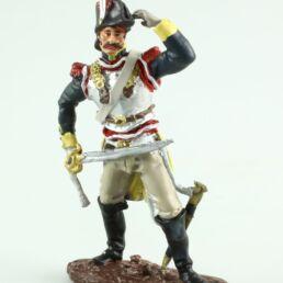 Figurine Grenadier, 1er Régiment d'Infanterie Suisse - 1809, 1/32