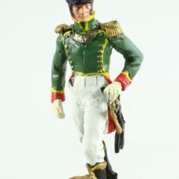 Lieutenant, Régiment de Flanqueurs-Grenadiers de la Garde Impériale - 1813 - 1814, 1/32