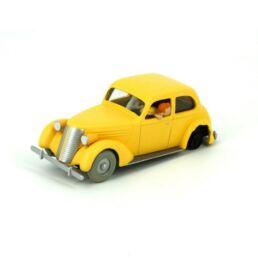 La voiture accidentée, 'Le Crabe aux pinces d'or'