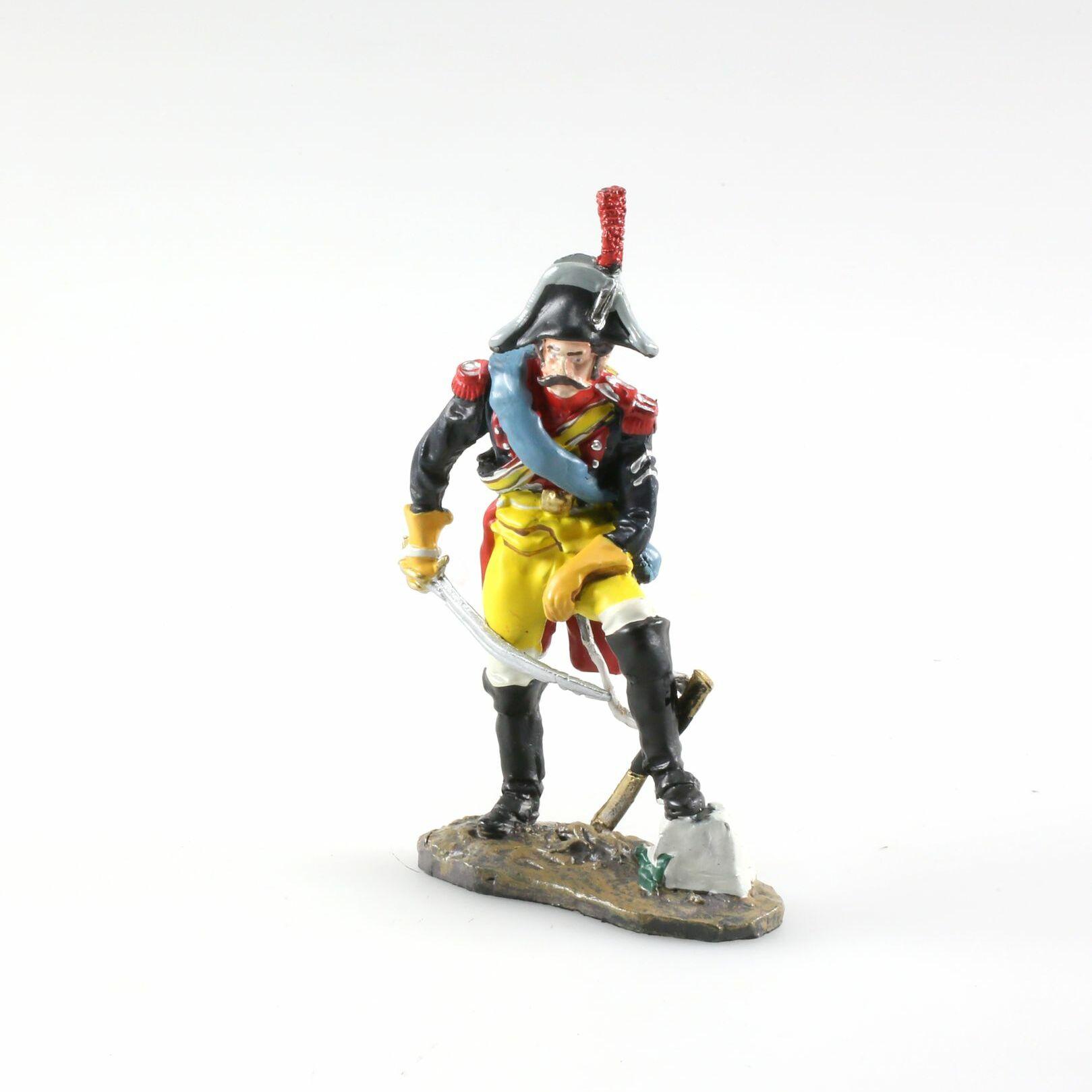 Figurine petite gendarmerie d'Espagne 1810 1/32