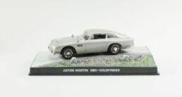 Aston Martin DB5 Goldfinger 1/43