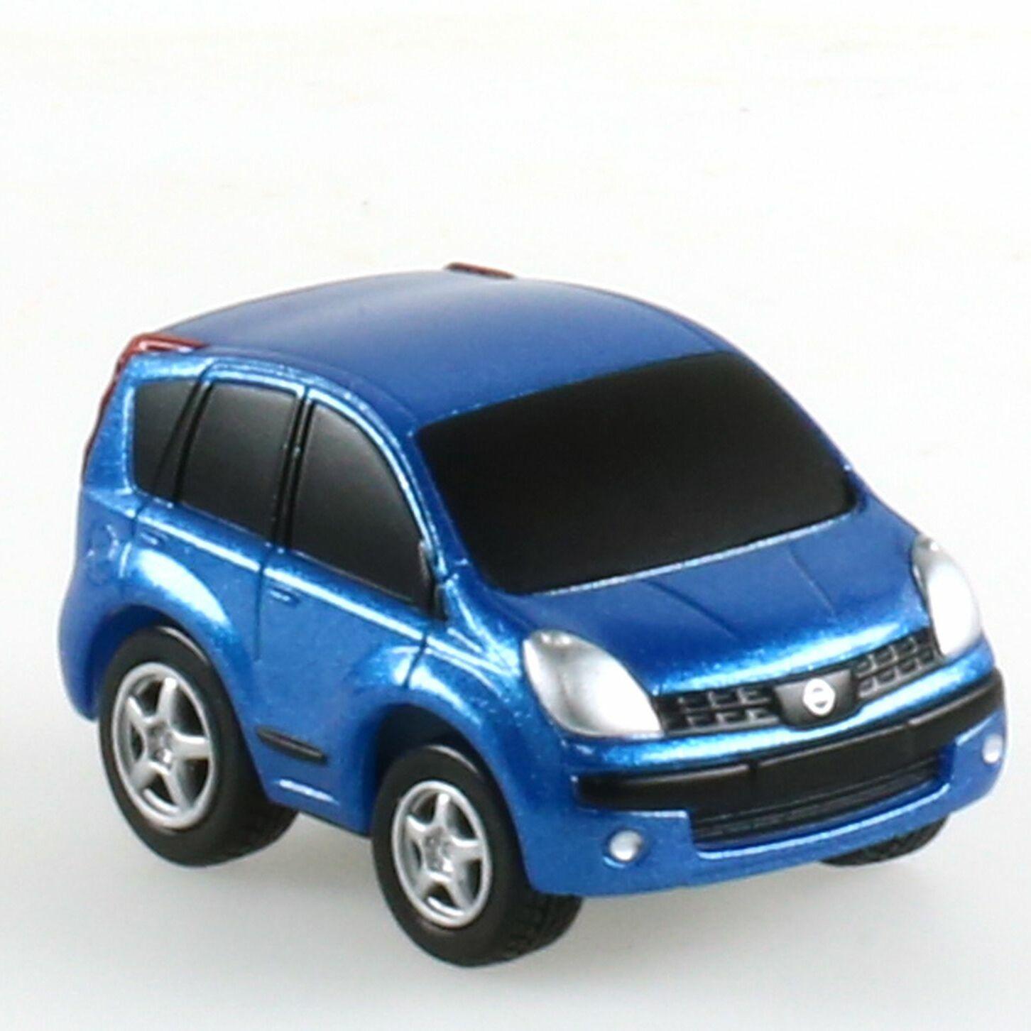 Mini Nissan Note 'Bleu'