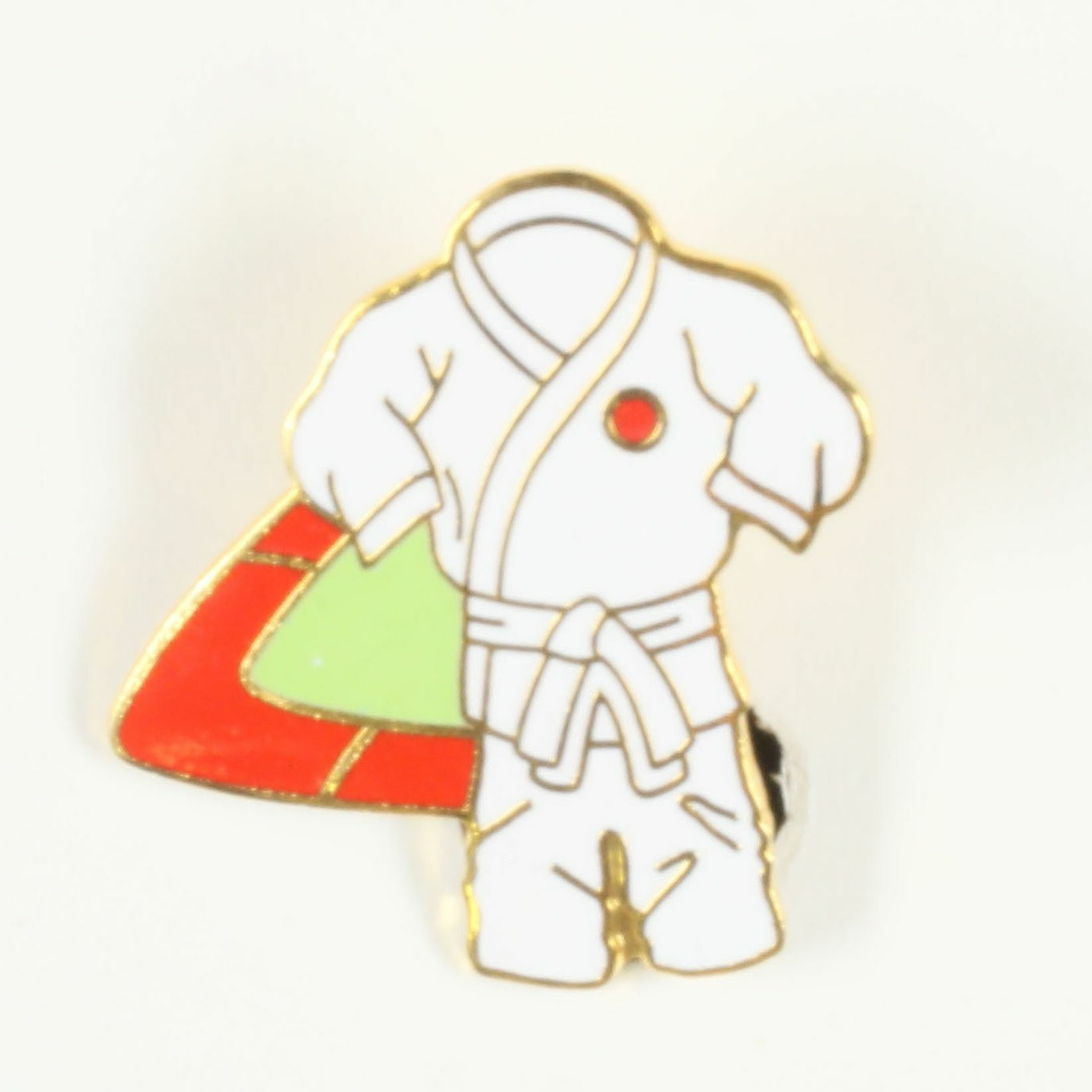 Kimono ceinture blanche