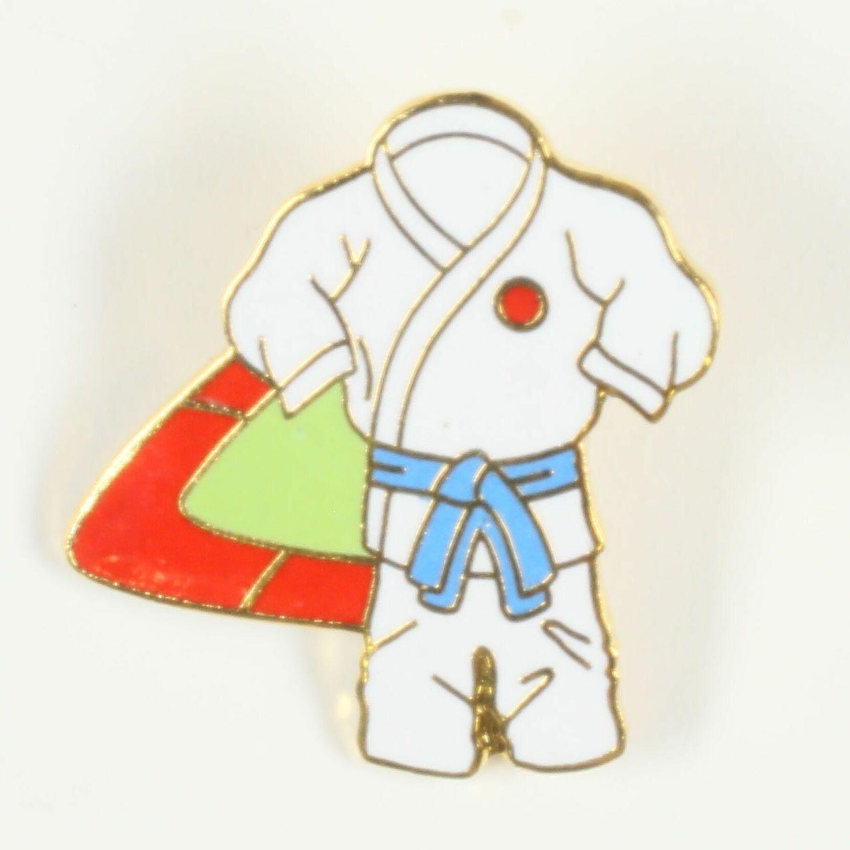 Kimono ceinture bleue