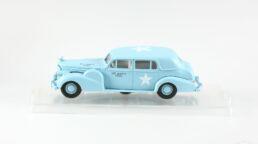 Cadillac V 16, 1938-1940, Conduite intérieur, US Navy 1/43