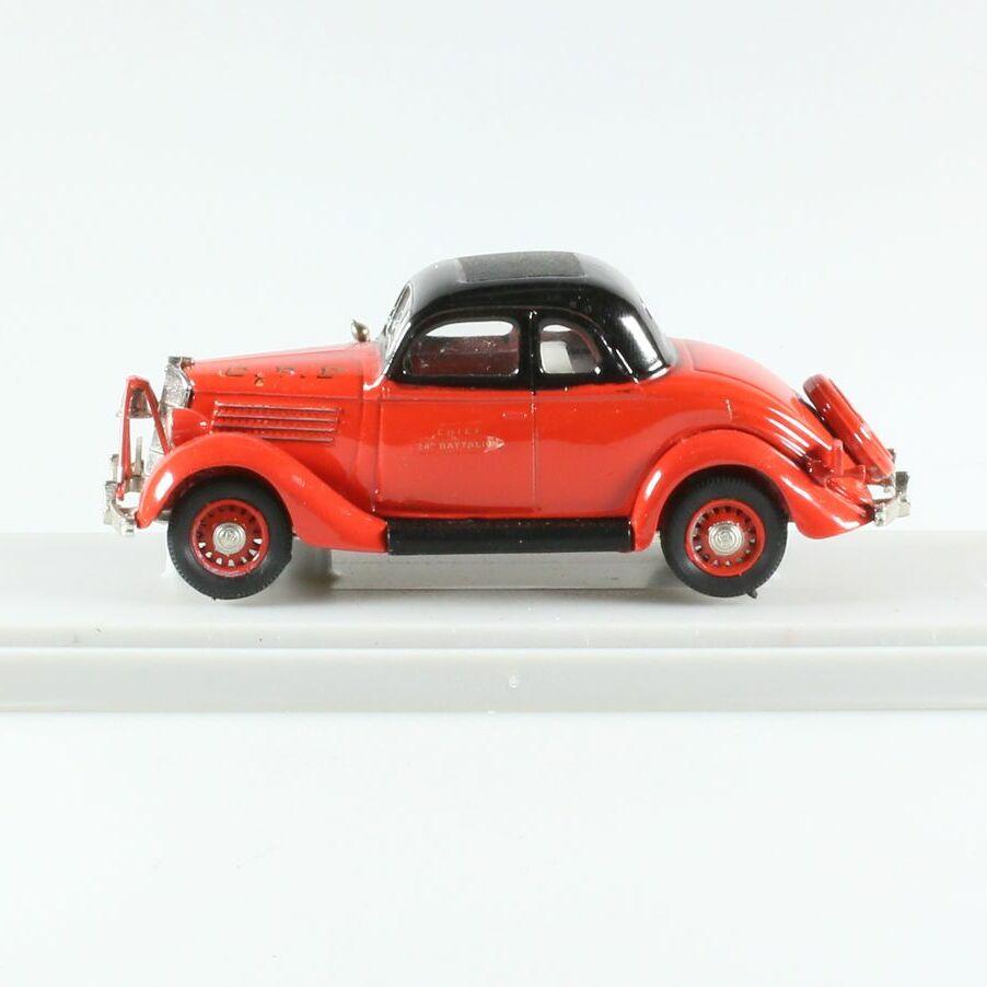 Ford 1935 Coupé, 2 portes Pompiers 1/43