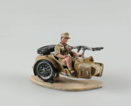Afrika Korps, Side-car BMW R75