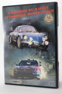 DVD, L'histoire du mythique Rallye auto de Monté-Carlo