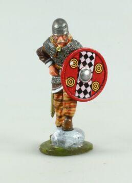 Guerrier gaulois, Ier siècle av. J-C, Rome et ses ennemis 1/30