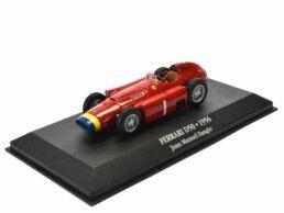 Ferrari D50 - 1956, Juan Manuel Fangio, World Champion F1, 1/43