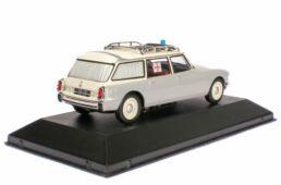 Ambulance, Citroën ID 19 Break - 1962, 1/43