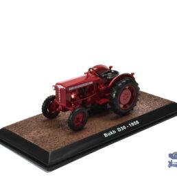 Tracteur Bukh D30 - 1958 1/43