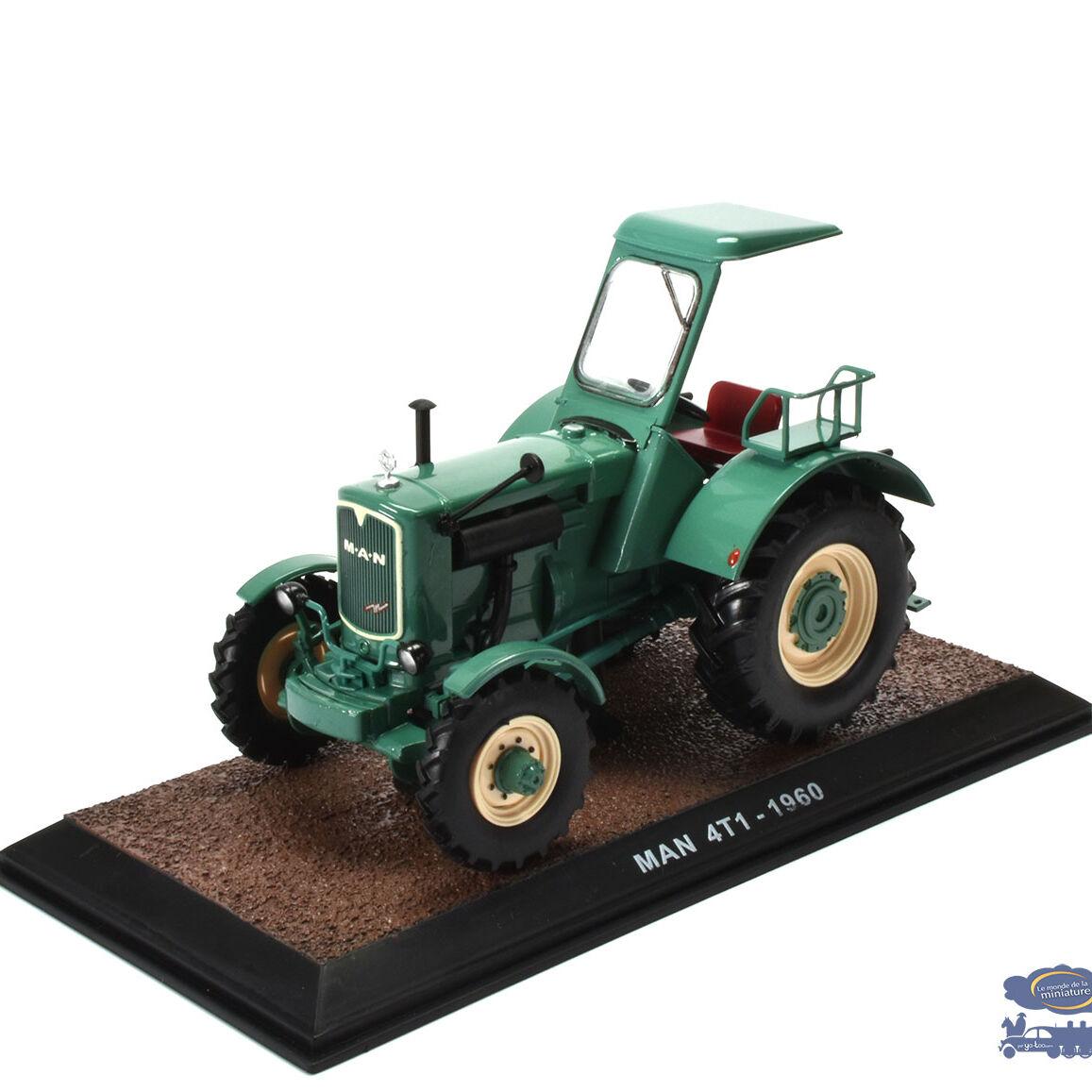 Tracteur Man 4T1 - 1960 1/43