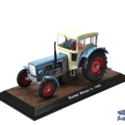 Tracteur Eicher Wotan II - 1968 1/43