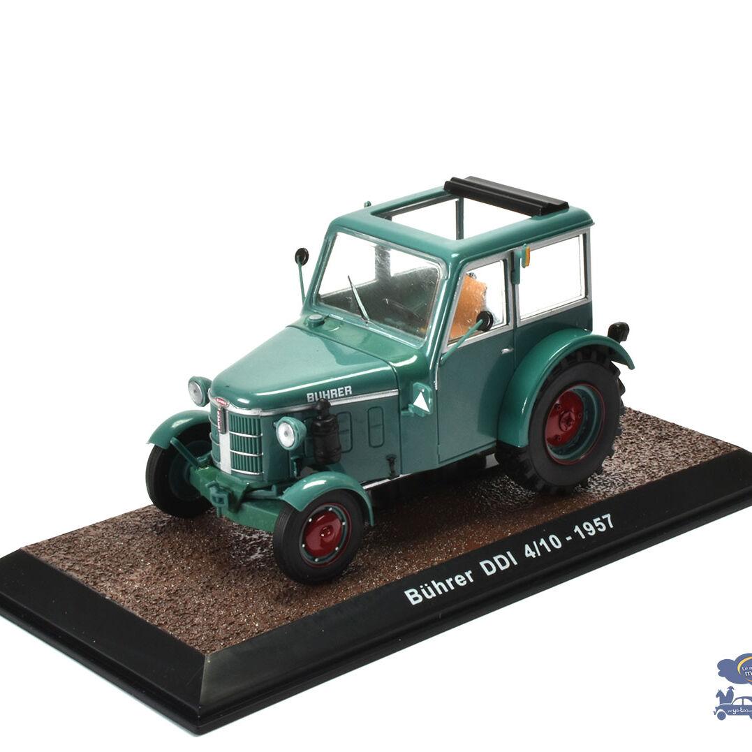 Tracteur Bührer DDI 4/10 - 1957 1/43