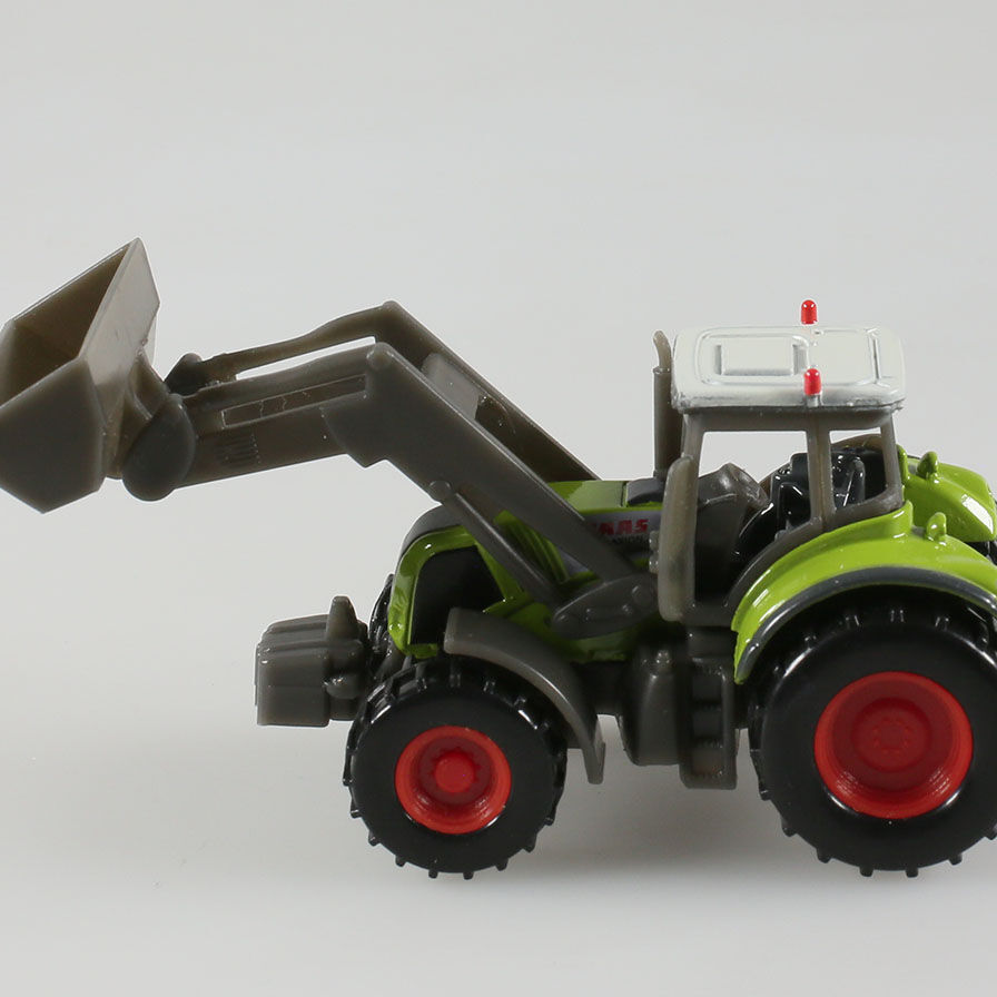 Claas Axion 820, avec chargeur, 1/64